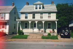 37 North Chapel St., Newark, Del. (recent photo)