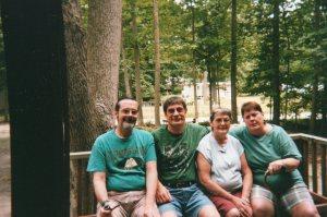 Rus, Rick, Betts, and Judy